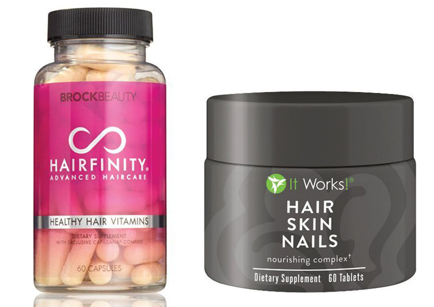 Hairfinity vs It Works – Hairmastic.net