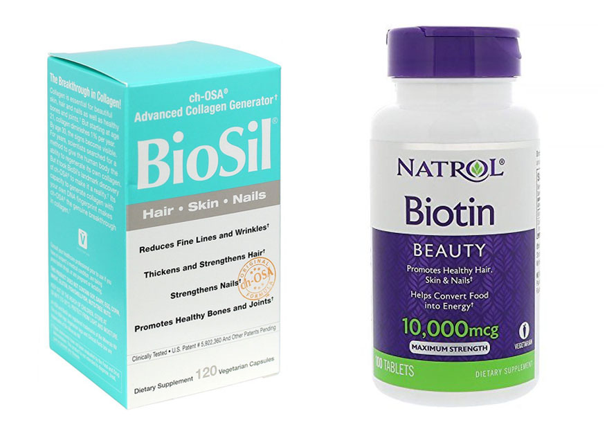 BioSil vs Biotin | Hairmastic.net