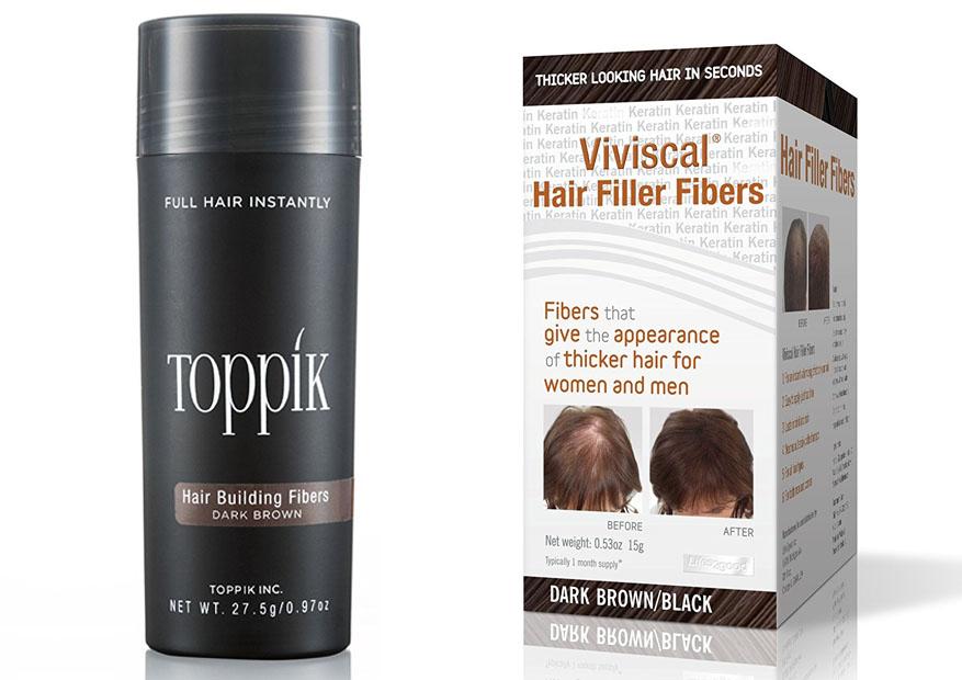 Toppik vs Viviscal   Hairmastic.net